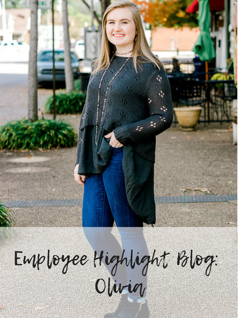 Employee Highlight: Olivia