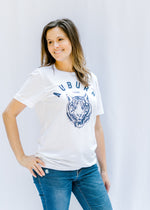X The Auburn Tigers Tee