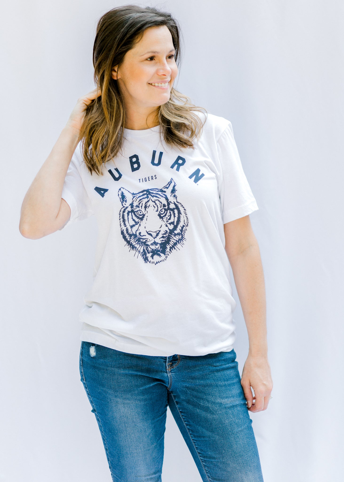The Auburn Tigers Tee