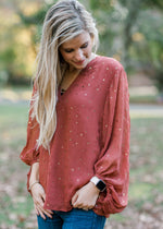 top with stars - epiphany boutiques