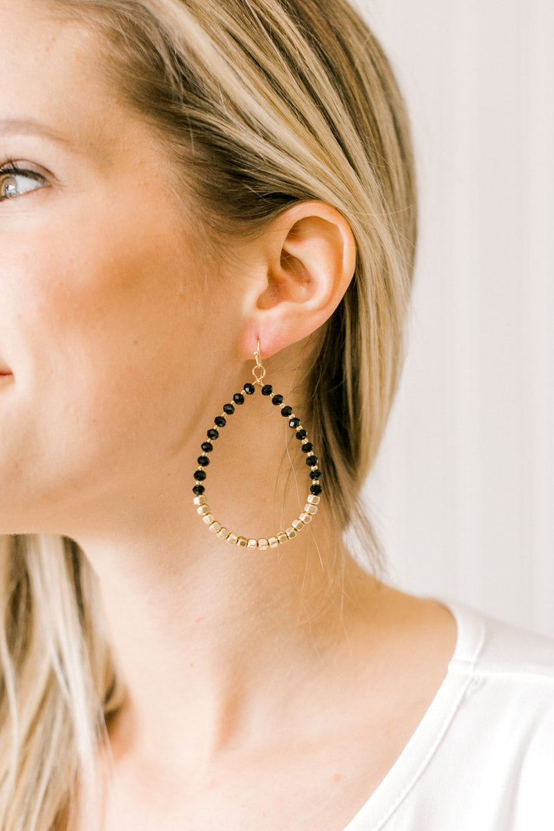 All Dolled Up Teardrop Earrings