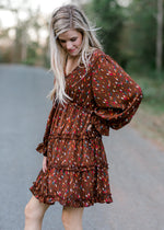 long sleeve dress - epiphany boutiques