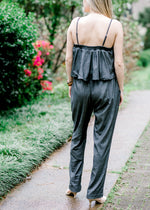 jumpsuit with spaghetti straps - epiphany boutiques