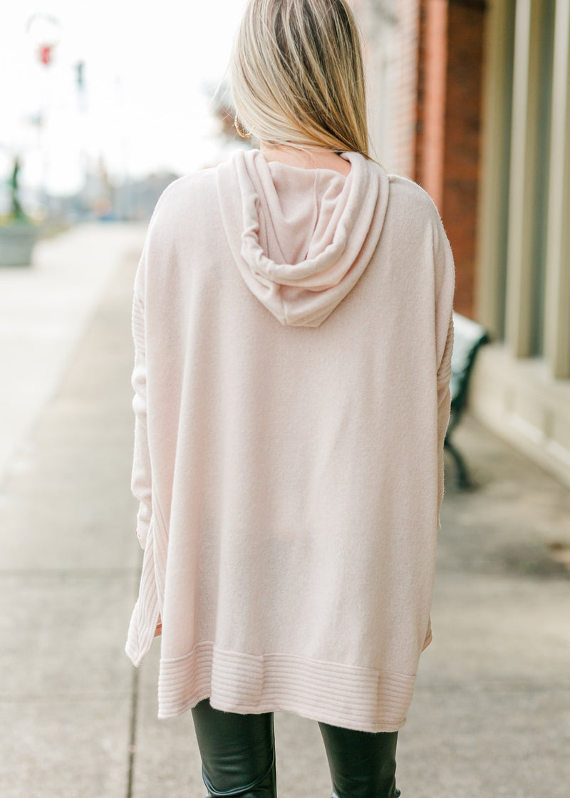 Coffee Creamer Hooded Top