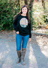 B The Denny Chimes Sunset Long SLeeve Tee