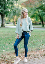 chinelle knit sweater -  epiphany boutiques
