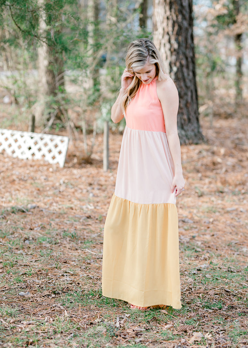 x Dreaming of the Sunshine Maxi for the Bump