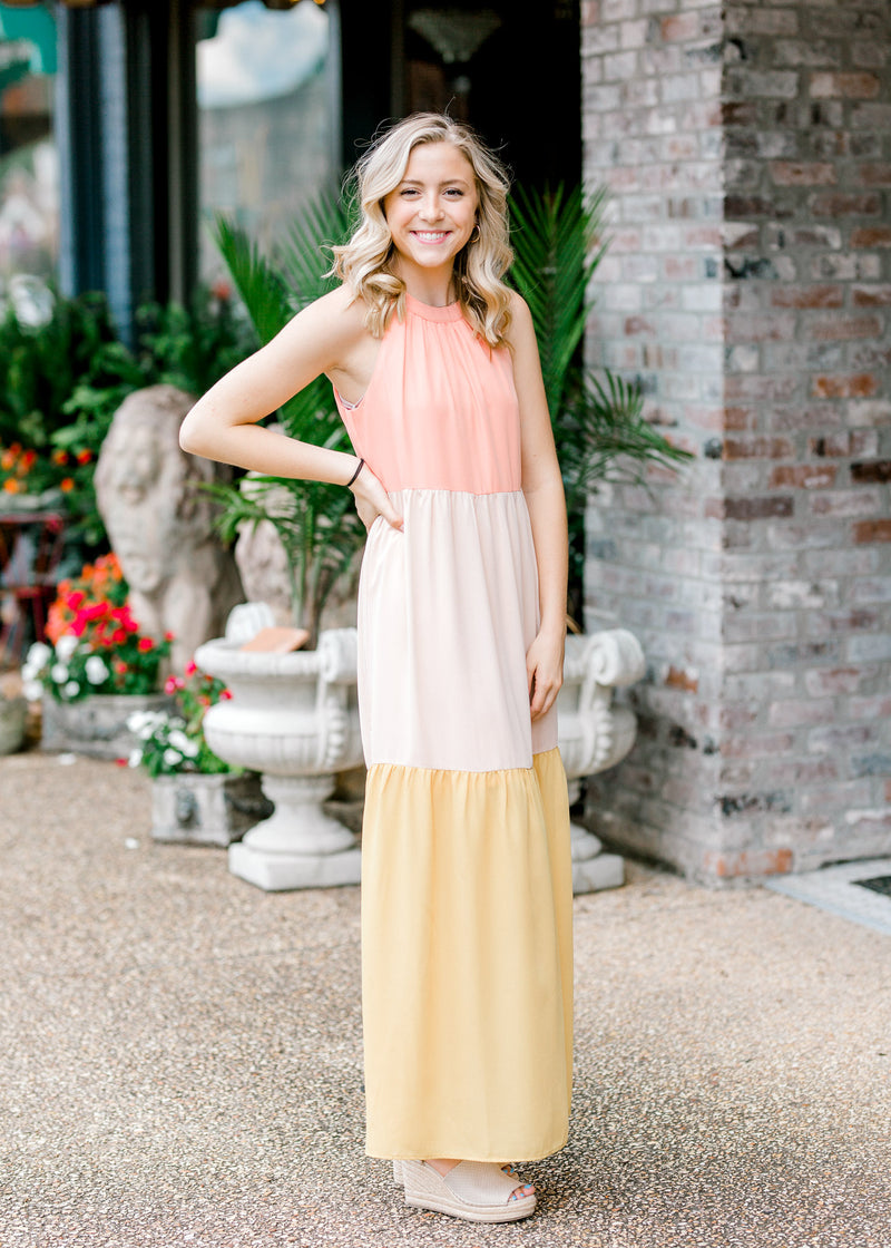 B Dreaming of the Sunshine Maxi