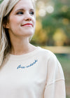 free indeed sweatshirt - epiphany boutiques