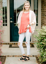 layering summer cardigan - epiphany boutiques