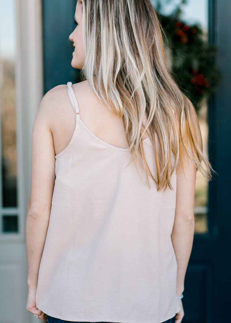 X Layer Me Button Tank
