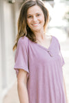 X Lovely Lavender Top