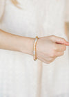 gold and silver bracelet - epiphany boutiques