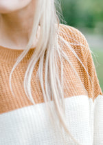 weaved sweater - epiphany boutiques