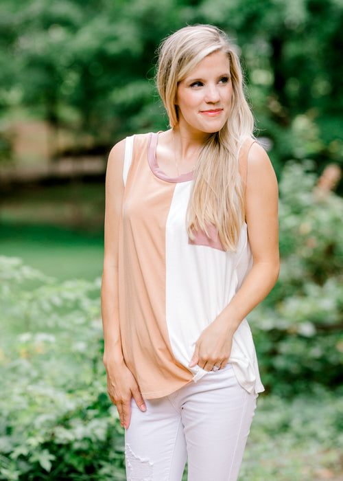color block top - epiphany boutiques