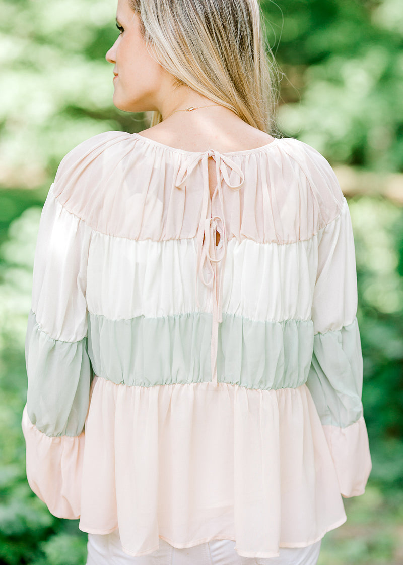 double tie back top - epiphany boutiques