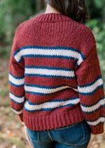 stripe sweater - epiphany boutiques