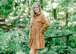above the knee corduroy dress - epiphany boutiques