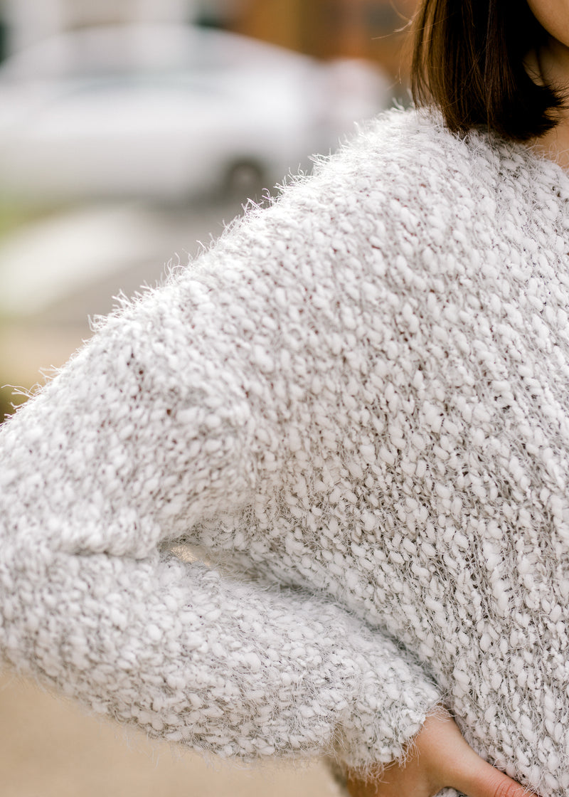 B Snuggle Up Cozy Sweater