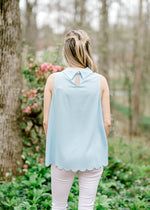 soft blue back view - epiphany boutiques