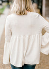 X Soft Ivory Top for the Bump