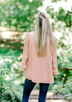 Special Day Top in Blush