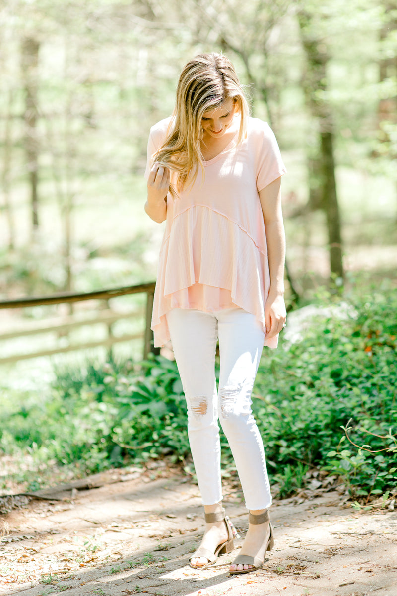 X Sweet Time Layer Top for the Bump