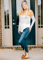 tulip cut skinny jeans - epiphany boutiques