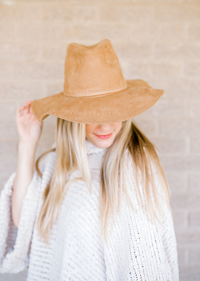 ranch style hat - epiphany boutiques