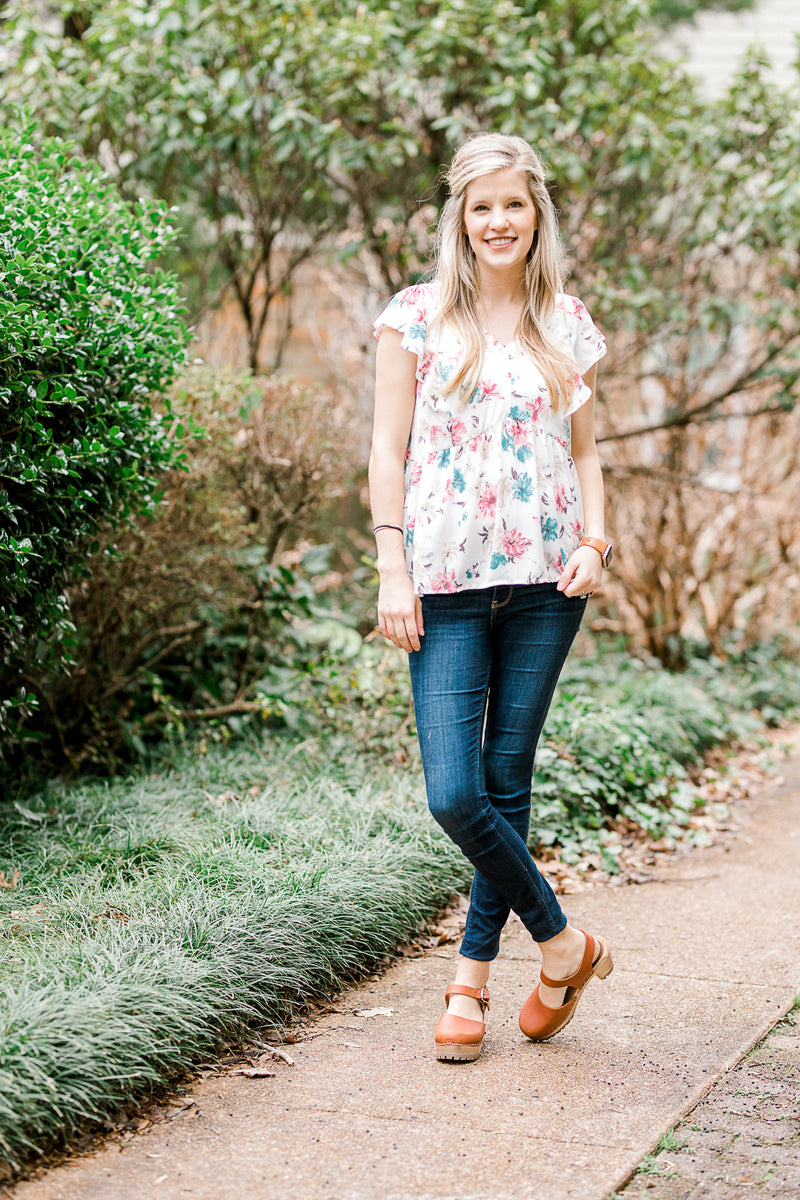 watercolor top - epiphany boutiques