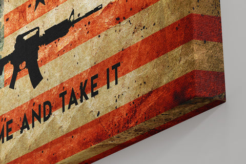 Come and Take It - Flag