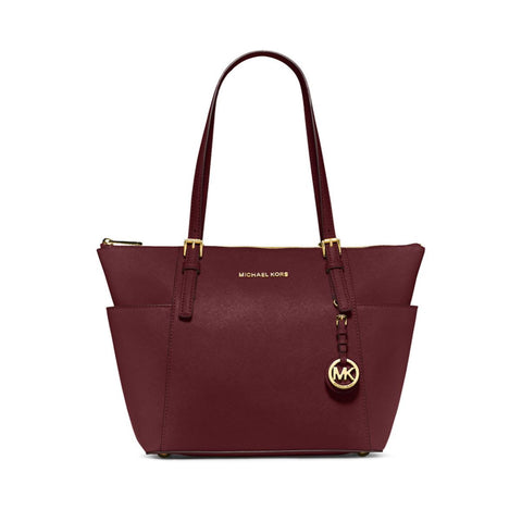 MICHAEL Michael Kors Jet Set East West Top Zip Tote Bag - Your Glam Style - 1