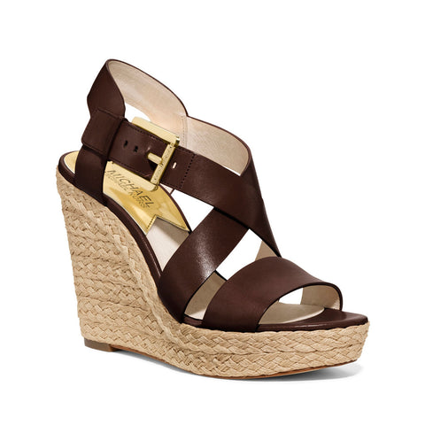 "MICHAEL Michael Kors ""Giovanna"" Wedge Sandals"