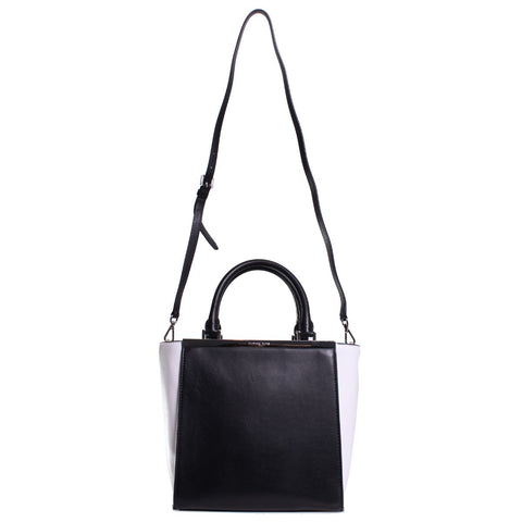 4b686c87ac04d2 ... MICHAEL Michael Kors Lana Medium Colorblock Leather Tote Handbag - Your  Glam Style - 4 ...
