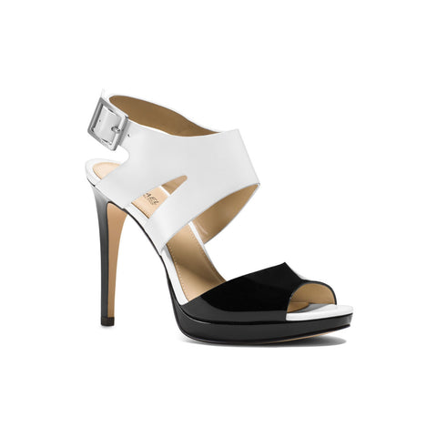 MICHAEL Michael Claudia Colorblock Open-Toe Sandals