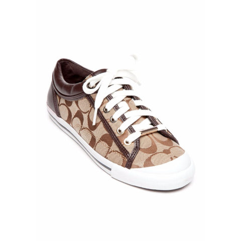 COACH Francesca Logo Sneaker - Your Glam Style - 1