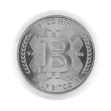 Half Bitcoin, Set of 5