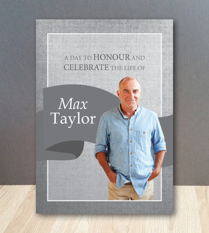 Honour Funeral Booklet
