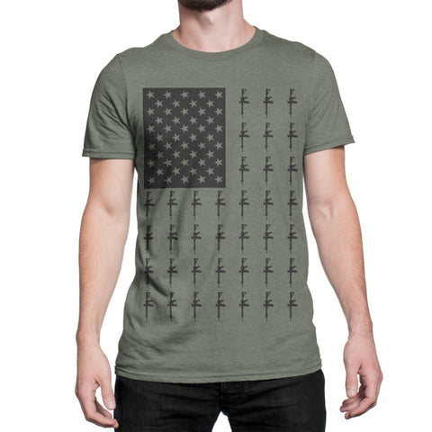 Mens ARmerica - Military Green