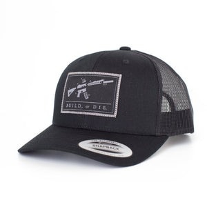 Build or Die Mesh Trucker