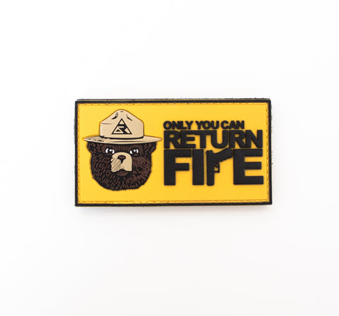Return Fire - Morale Patch