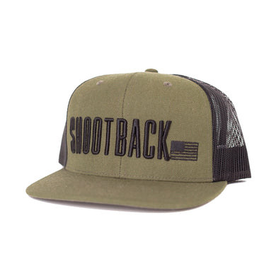 Shoot Back Snapback