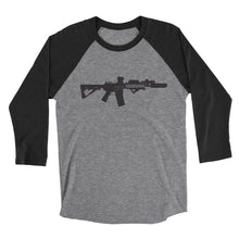 Load image into Gallery viewer, MK18 Raglan Tee