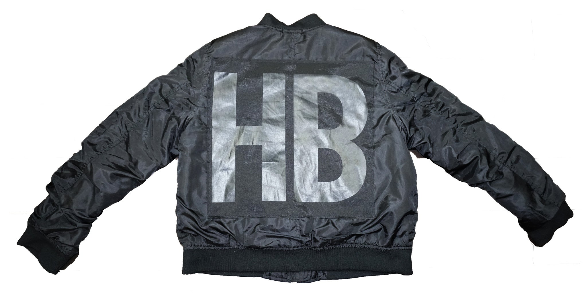 HB Bomber Jacket (Black)