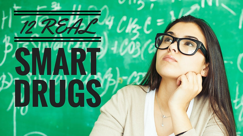 12 Real Smart Drugs