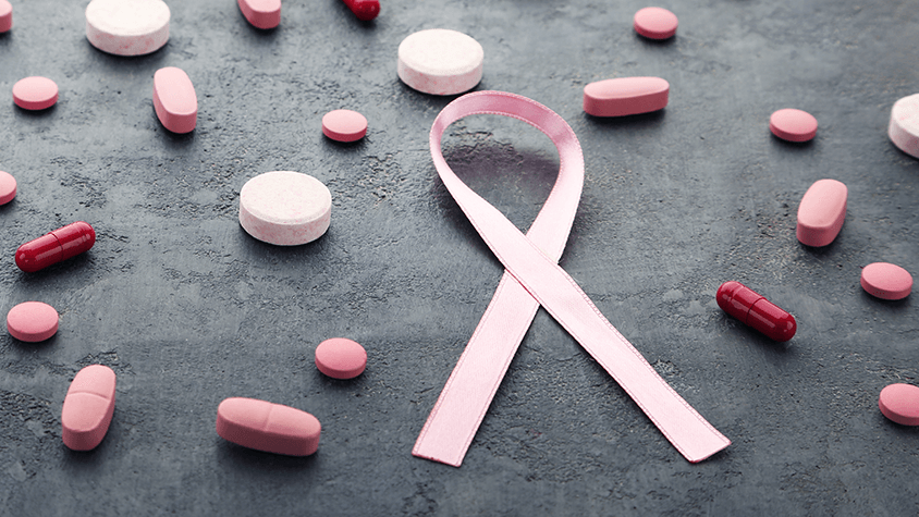 Breast Cancer Nutraceutical Supplement