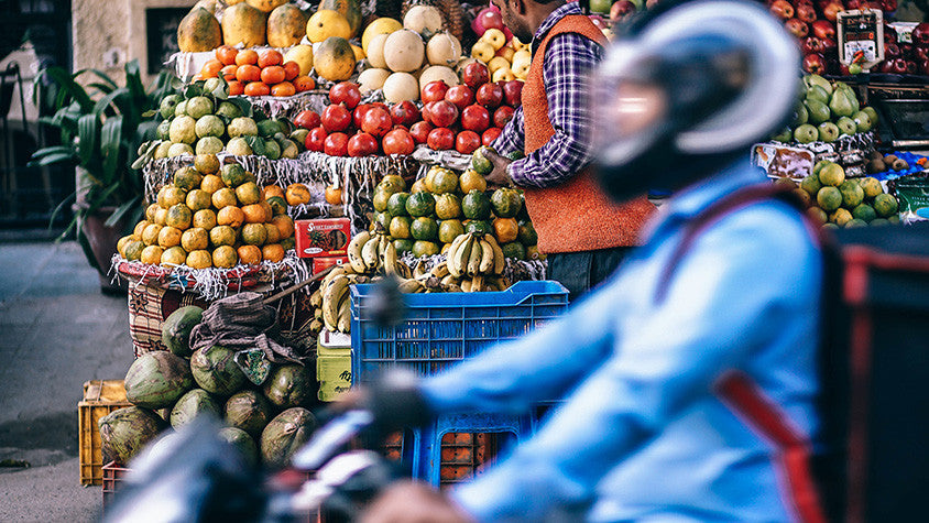 Drive by Fruits and Vegetables