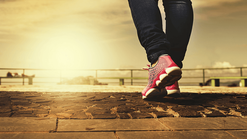 Exercise Walking for Health and Longevity