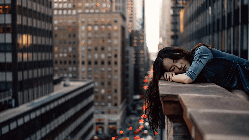Sleeping in the City