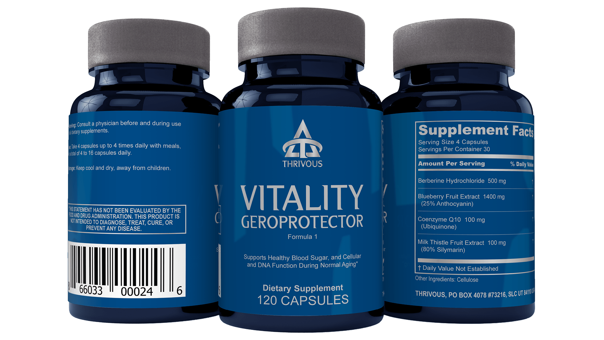 Thrivous Vitality Geroprotector